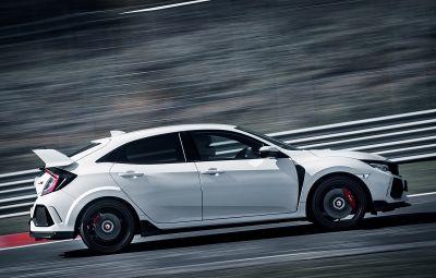 Honda Civic Type-R - Nordschleife 2017