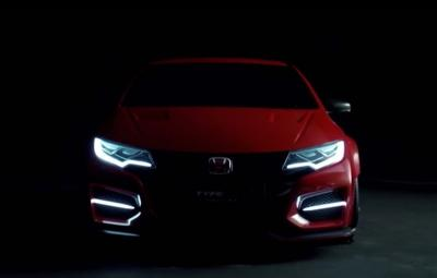 Noua Honda Civic Type R 2015