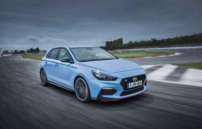 Hyundai i30 N - video