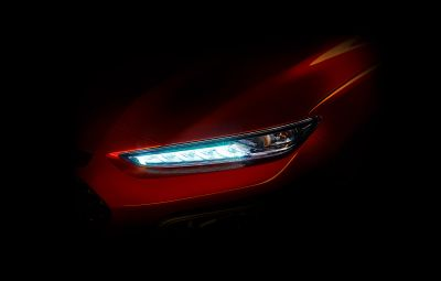 Hyundai Kona - teaser foto