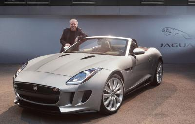"Jaguar F-TYPE - ""2013 World Car Design of the Year"""