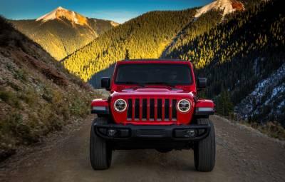 Noul Jeep Wrangler 2018