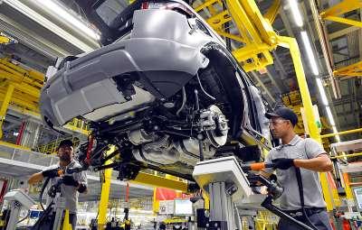 Jaguar Land Rover - automobile hibrid
