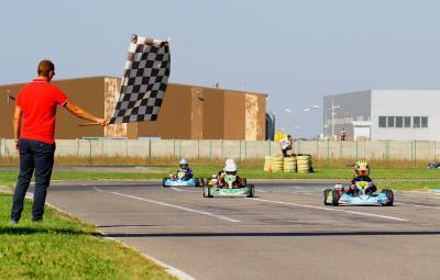 Karting - etapa finala Bacau 2015