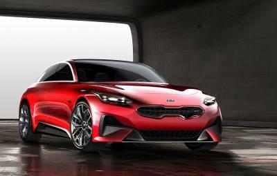 Kia Proceed Concept - Frankfurt 2017