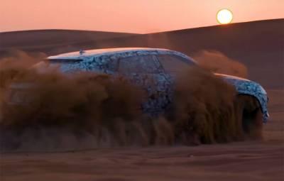Lamborghini Urus - moduri de rulare, Video