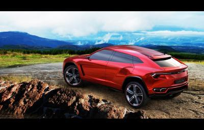 Noul Lamborghini Urus