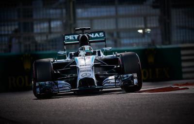 Lewis Hamilton - campion mondial 2014