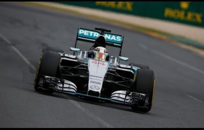 Rezultate cursa Formula 1 - Hamilton castigator Australia