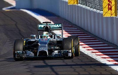 Lewis Hamilton - castigator Soci 2014
