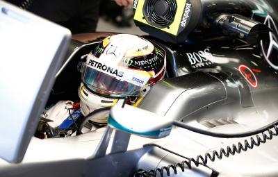 Lewis Hamilton - pole position Australia 2016