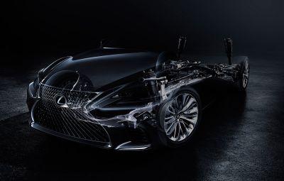 Noul Lexus LS 2018