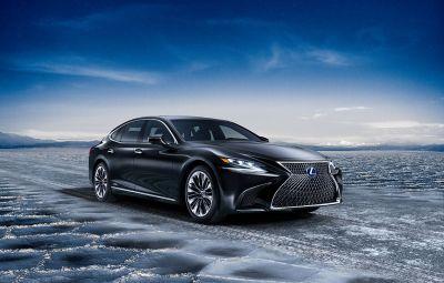 Noul Lexus LS 500h