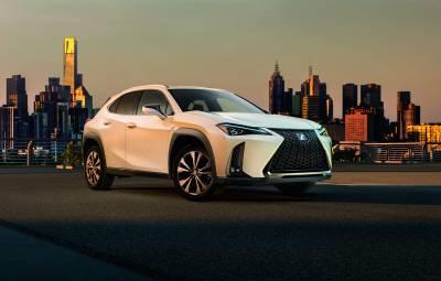 Noul Lexus UX