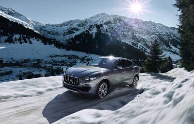 Maserati Levante - rechemare service