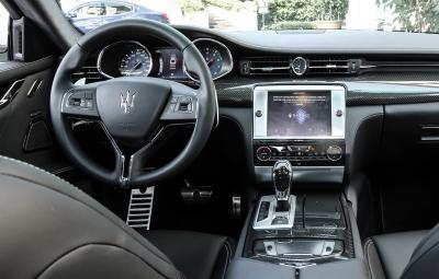 Maserati Quattroporte - rechemare service SUA