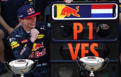 Max Verstappen - castigator Spania 2016