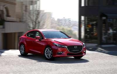 Mazda3 Sedan 2017