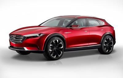 Conceptul Mazda KOERU