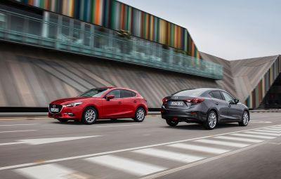 Mazda3 2017 - preturi Romania