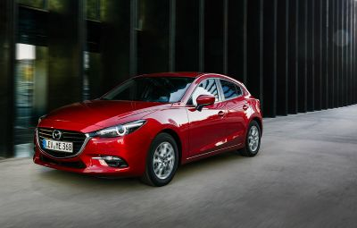 Mazda3 - Drive Together