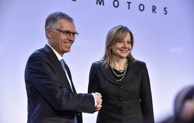 Carlos Tavares - Mary T. Barra, achizitia Opel