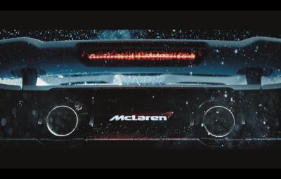 Noul McLaren 675LT - teaser foto