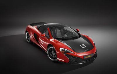 McLaren Super Series - accesorii MSO Defined