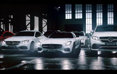 "Mercedes-AMG - ""engine sounds"""