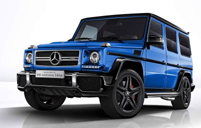 Mercedes-AMG G 63 50th Anniversary Edition