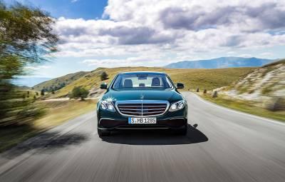 Mercedes-Benz - cifre vanzari 2017