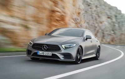 Noul Mercedes-Benz CLS 2018