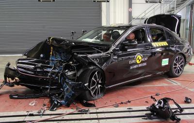 Mercedes-Benz E-Class - Euro NCAP
