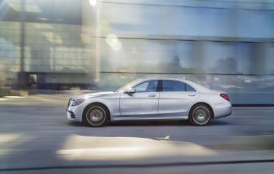 Mercedes-Benz - cifre vanzari aprilie 2018
