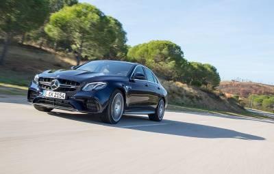 Mercedes-Benz - cifre vanzari octombrie 2017
