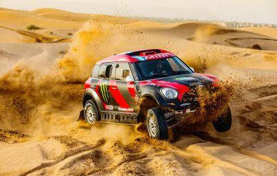 MINI - Raliul Dakar 2015