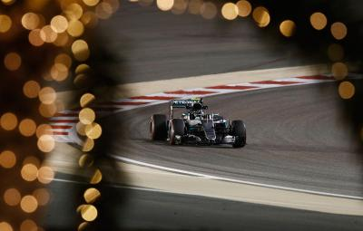 Nico Rosberg - castigator Bahrain 2016