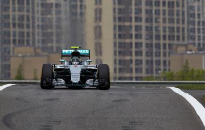 Nico Rosberg - castigator China, Shanghai 2016