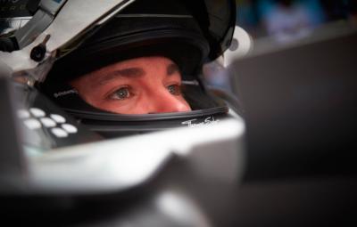 Nico Rosberg - pole position Soci 2015