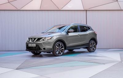 Noul Nissan Qashqai 2015