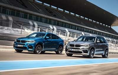 Noile BMW X5 M si X6 M - preturi Romania