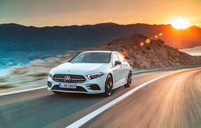 Noul Mercedes-Benz A-Class 2018