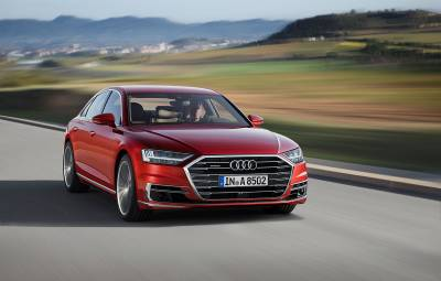 Noul Audi A8 - pret