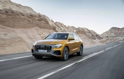 Noul Audi Q8 - lansare pe piata
