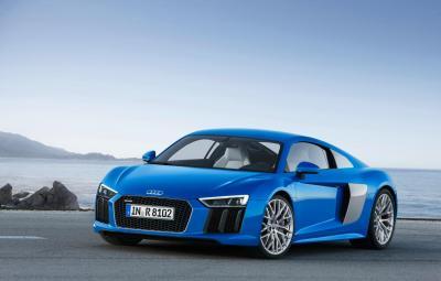 Noul Audi R8 2015