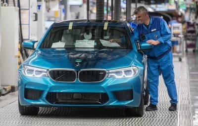 Noul BMW M5 - pret Romania