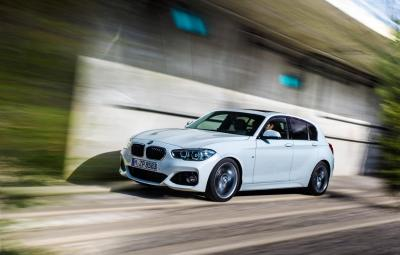 Noul BMW Seria 1 facelift - VIDEO