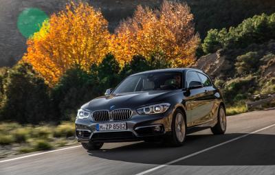 Noul BMW Seria 1 facelift