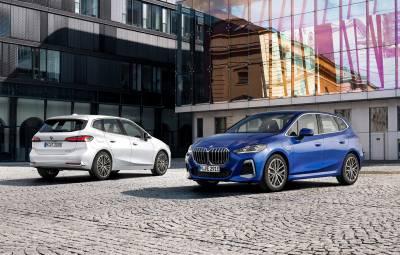 Noul BMW Seria 2 Active Tourer