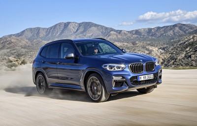 Noul BMW X3 - 2018